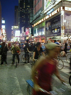 The NYPD is closing 42nd Street