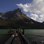 Dock on St. Mary Lake