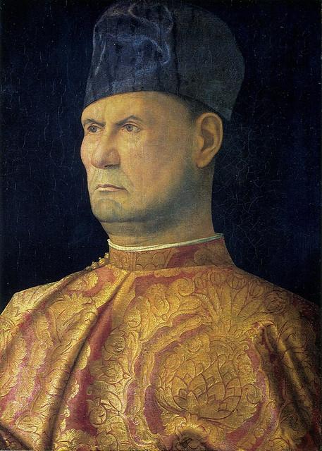 Bellini, Giovanni (1430-1516) - 1475c. Portrait of Condottiere Giovanni Emo 3b (1475-80) - Washington NGoA - wiki-it