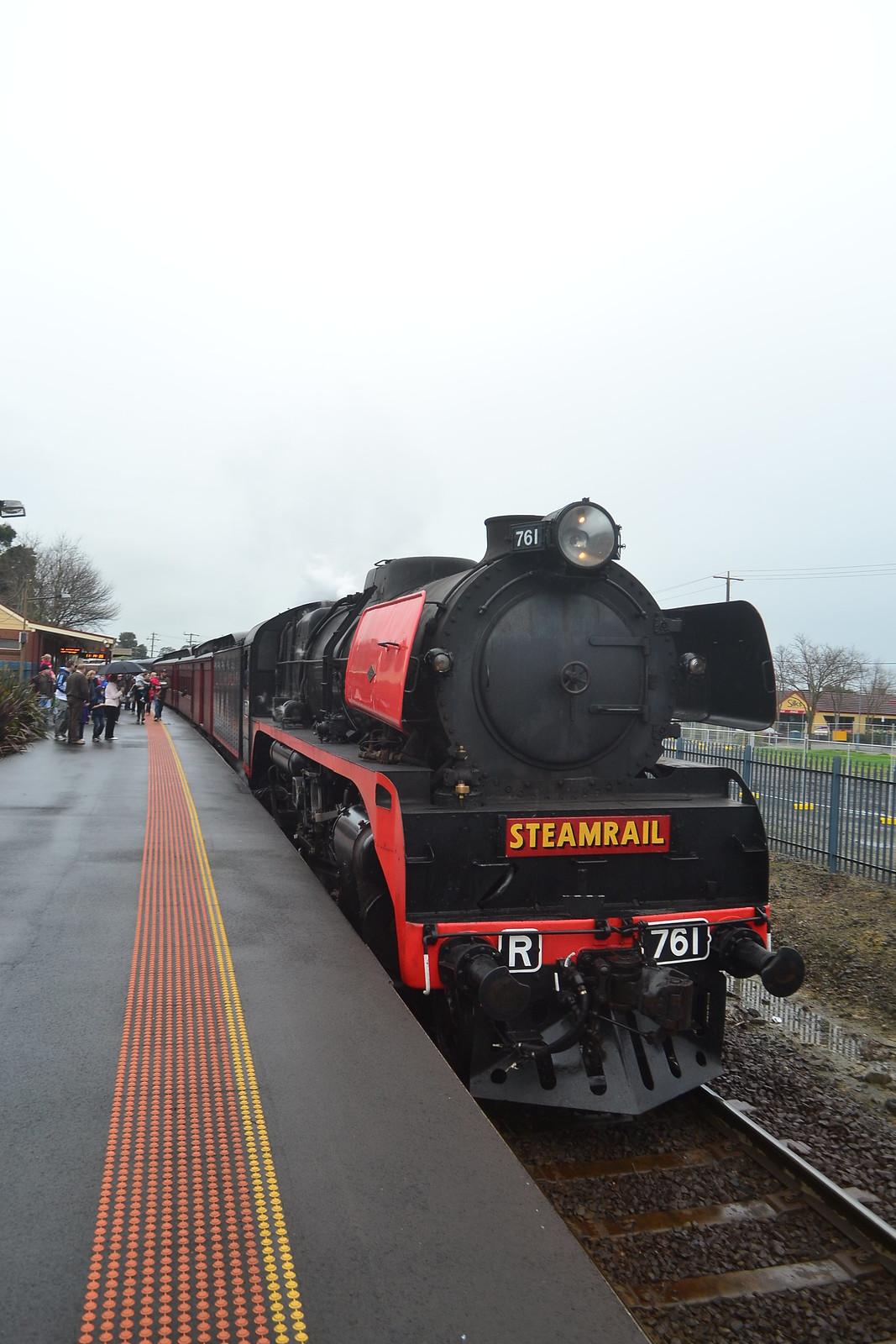 Snow Train by Jarle D
