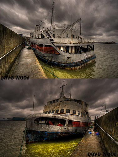 Time for the Royal Iris to Return to Liverpool | by Dave Wood Liverpool Images