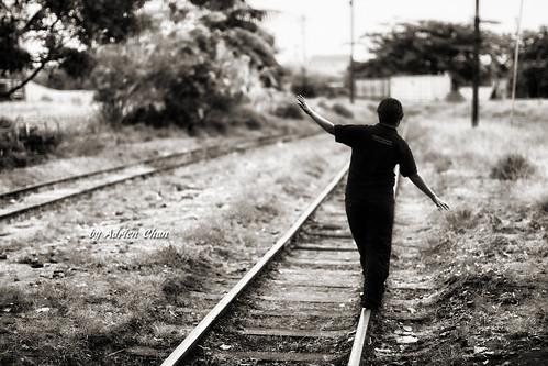 Balance me | by Adrien Chan