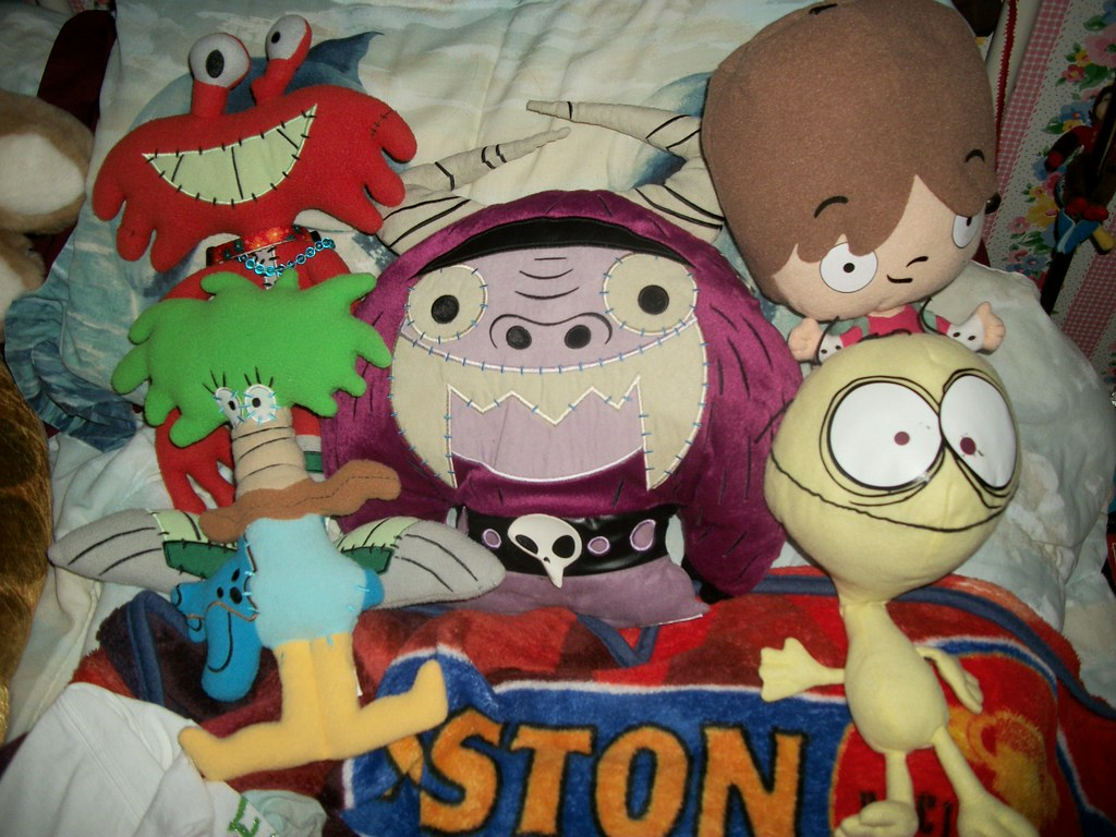 Fosters Home For Imaginary my foster's home for imaginary friends plushies | cuddlewilt