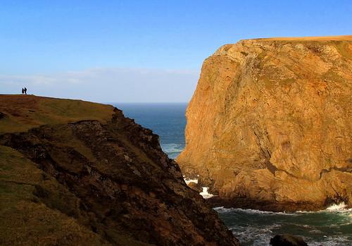 ireland atlantic mayo bog westcoast seacliffs childrenoflir hillwalkers broadhavenbay benweehead stagsofbroadhaven highheelsandskirt