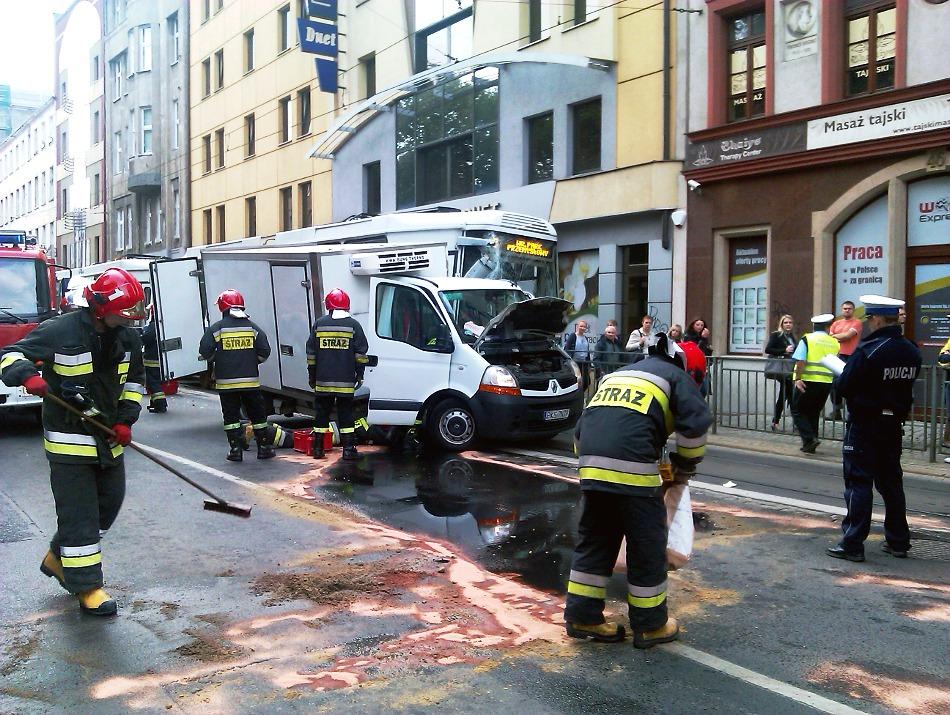 dwóch współsprawców odpowiedzialnych wypadek