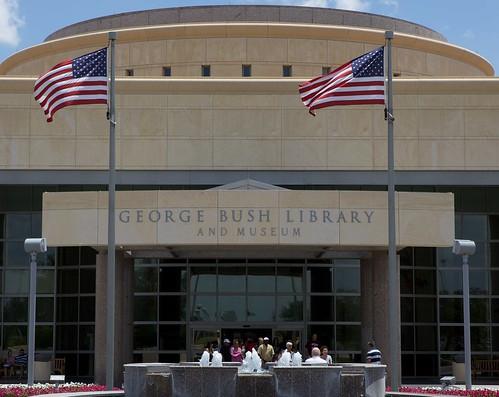 college station george am bush university texas library w saints houston center victory presidential christian h vcc seasoned