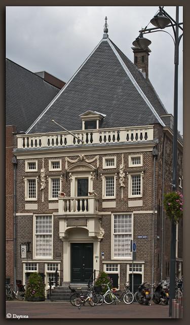 Oud pand Haarlem-6260