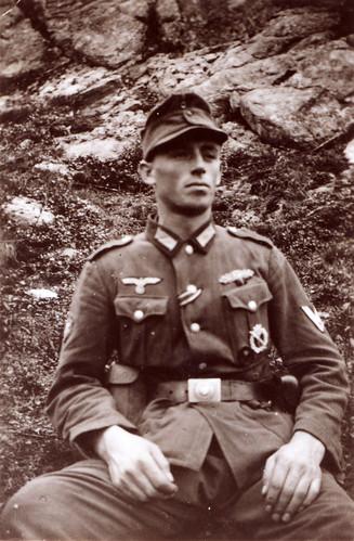 Franz Roth ved Litzafronten