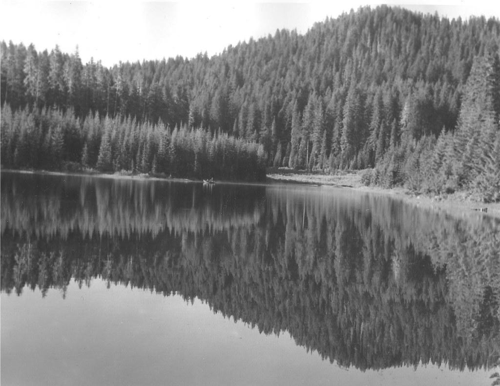 Black Lake Oregon