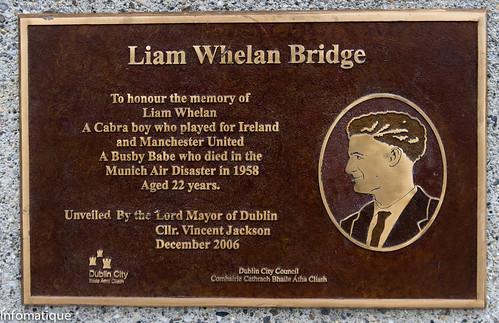 Liam Whelan Bridge