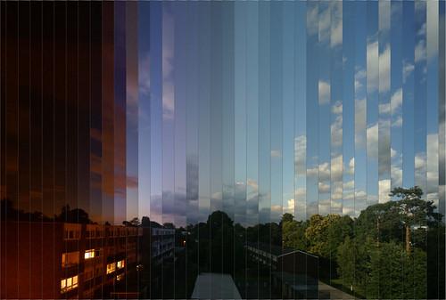 uk landscape dawn dusk experiment hdtr