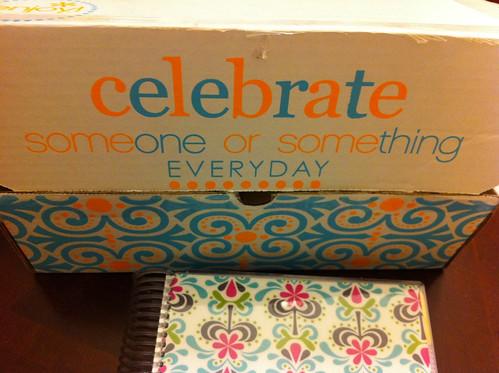 I'm lovin my first @ErinCondren Life Planner - such details even down to the corrugated box! | by SimplySuzie