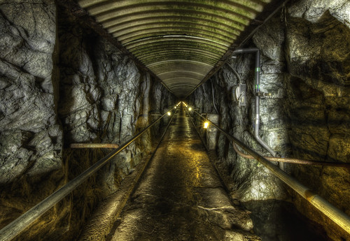 tunnel adirondacks hdr whitefacemountain