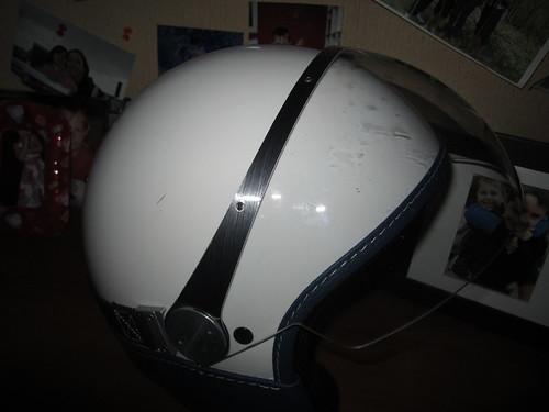 Motorbike Helmet - Billy