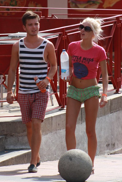 Magaluf: Little Miss Perfect