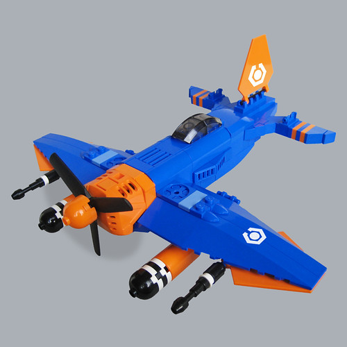 Aoitori Zero - Sky Fighter