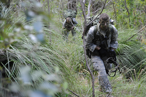 US Army participates in amphibious assault exercise during Talisman Sabre 2011 [Image 6 of 17] | by DVIDSHUB