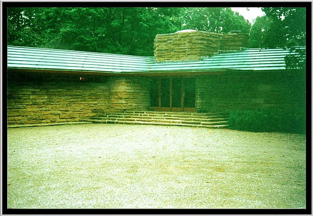 Kentuck Knob ~ Chalk Hill PA