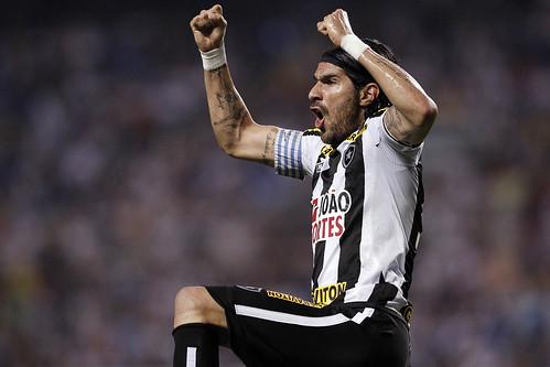 Botafogo 4 x 0 Vasco