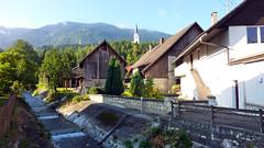Симпатичная деревенька Feistritz an der Gail