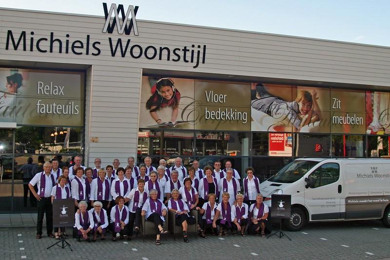 Foto shoot Michiels Woonstijl