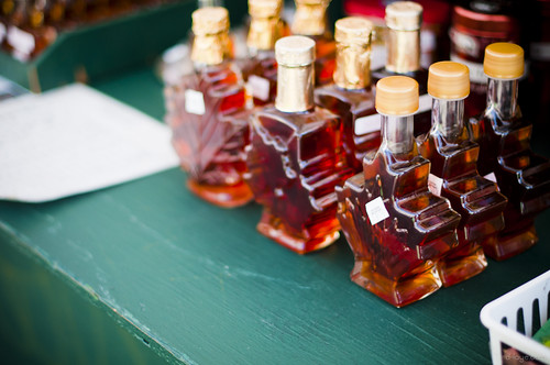 maple syrup | by Difei Li