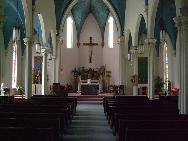 St. Mary Catholic Church, Wenona, IL