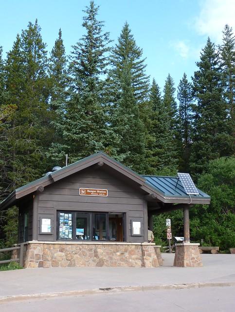 Ranger Station Elevation 9475'
