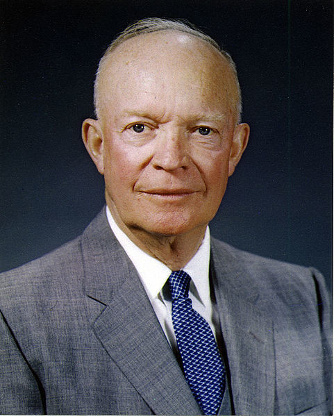 President Eisenhower 1959 | US President Dwight Eisenhower, … | Flickr
