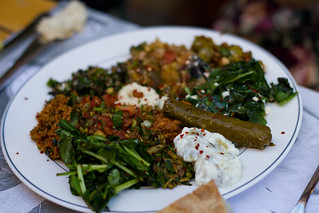 mmmm... Turkish Food | by chadskeers