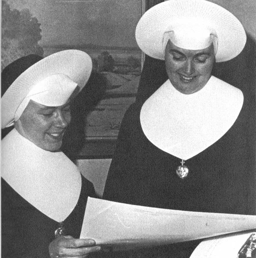 Congregation of Sisters of the Holy Cross 1967 | St  Mary of… | Flickr