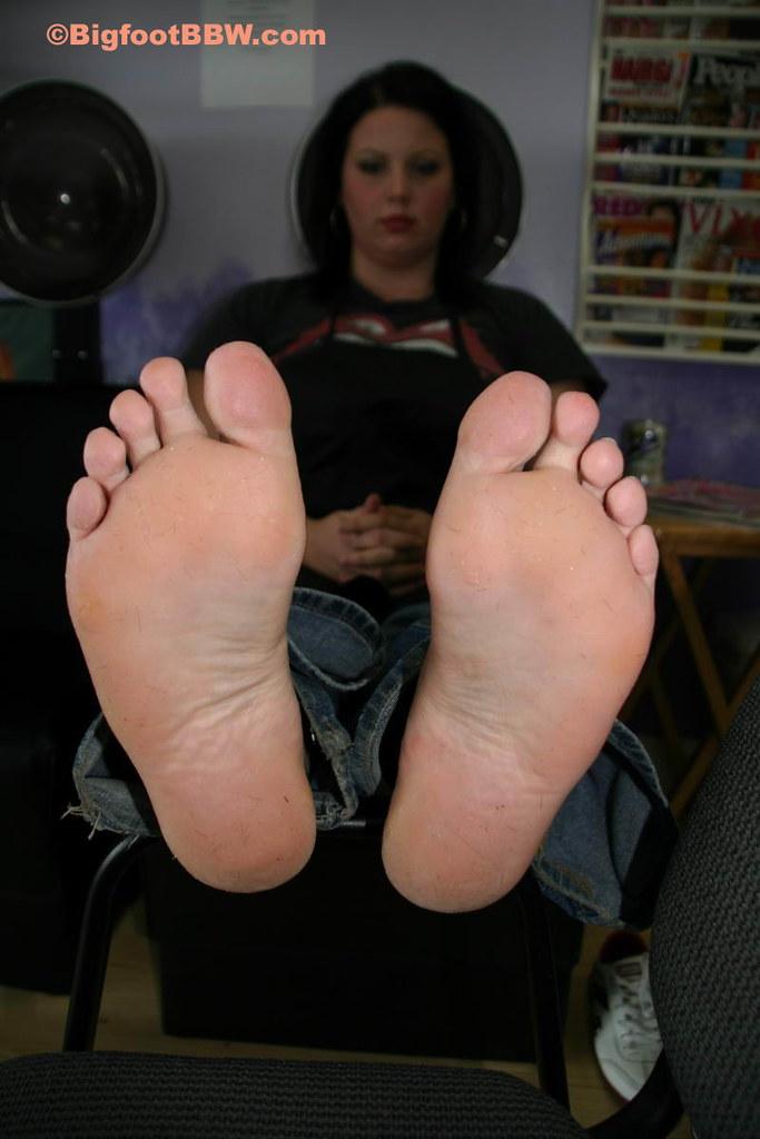 Feet bbw BBW FEET