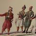 Kapitáni, druhý zprava Petros Mavromichalis, zvaný Petrobey, foto: Petr Nejedlý