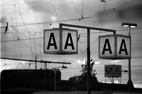 A-A by Jannik Hildebrand