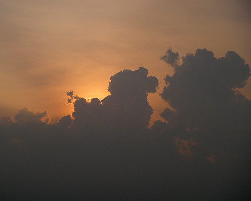 sunset ohio summer sky clouds evening fuji dusk july finepix circleville 2011 pickawaycounty finepixz finepixz20fd