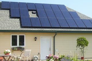 Williamsville, NY residential solar | by Solar Liberty
