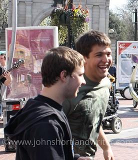 Sharing a Joke | by john shortland