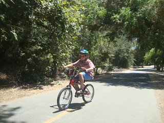 August 6, 2011 - Samuel rides a bicycle #15 | by juliejordanscott