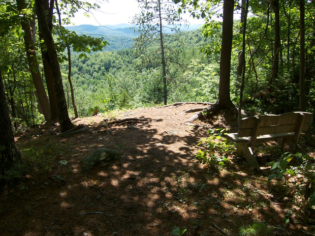0:41:31 (45%): vermont bradford hiking wrightsmountain