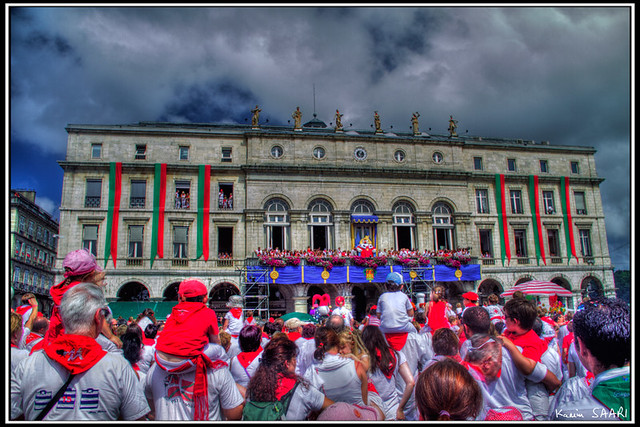 ★ Pays basque, Bayonne, les fêtes de Bayonne 2011 ~ Karim SAARI ©
