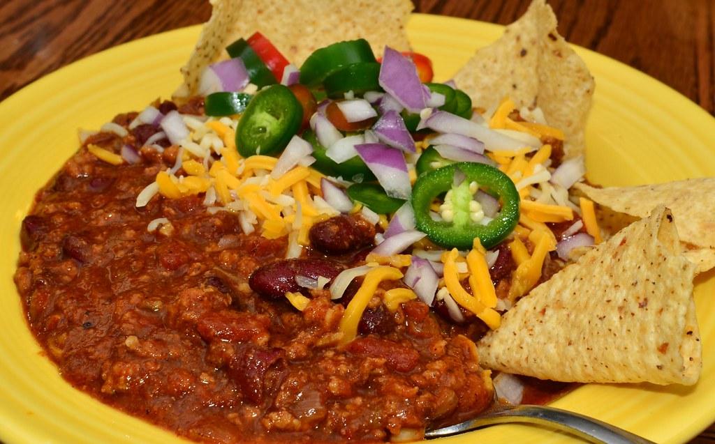 Mmm... chili