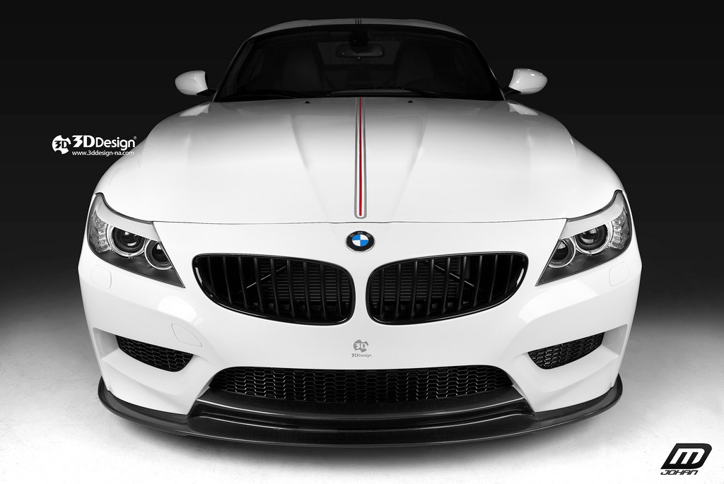 All Cars Com >> BMW E89 Z4 Front Splitter | Front lower splitter addtion fro… | Flickr