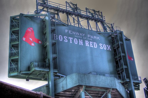 Boston Red Sox in HDR | by Drew_Pion_Photos