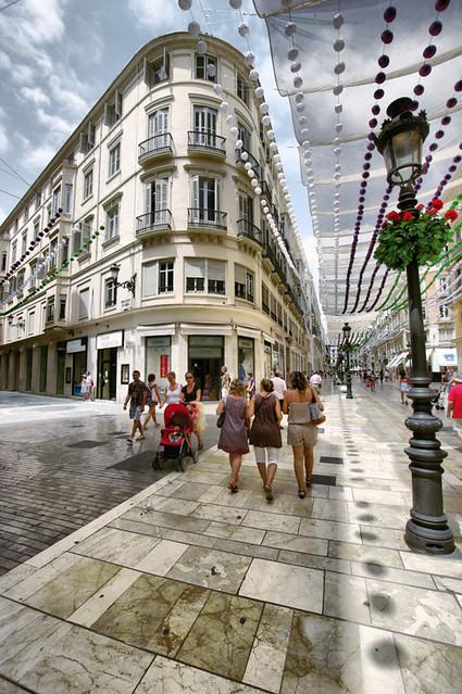 Calle Larios Malaga4