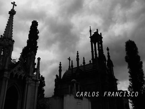 Cristo en el cementerio