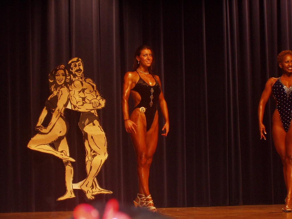 Bodybuilding Competition Larysa Switlyk Flickr
