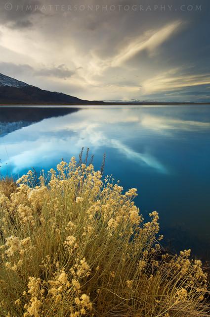 Reflecting Onward - Klondike Lake, Owens River Valley, California