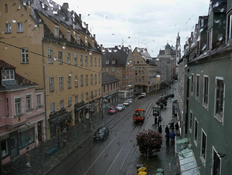 Hoher Weg Augsburg