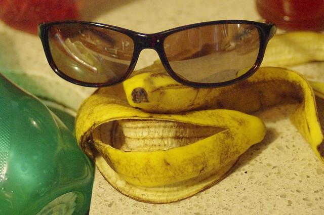 Jack Nicholson Banana Peel 2