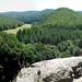 Überstieg, výhled na Dyji, foto: Petr Nejedlý